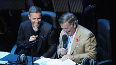Gary Barlow - Interview with Sir Terry Wogan