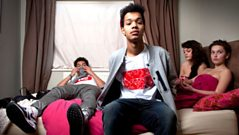 Back To School with Rizzle Kicks