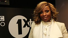 Mary J Blige answers your questions on Trevors show.