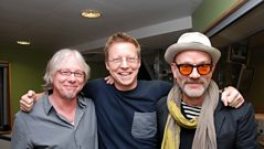 R.E.M. - Interview with Simon Mayo