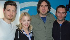 Snow Patrol - Interview with Lauren Laverne
