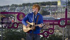 Ed Sheeran - Interview with Steve Wright