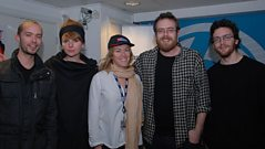 Hidden Orchestra - Interview with Cerys Matthews