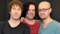 Ash - Interview with Radcliffe and Maconie
