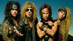 Steel Panther - Interview with Daniel P Carter