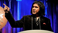 Gene Simmons - Interview with Steve Wright