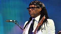 Nile Rodgers talks to Simon Mayo