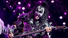 """Gene Simmons: """"The UK is rock holy ground"""""""
