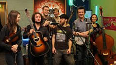 Southern Tenant Folk Union - Live Session