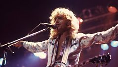 Peter Frampton - Janice Forsyth interview