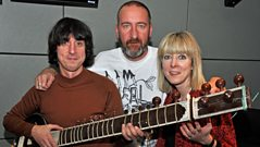 The Lovely Eggs - Interview with Marc Riley