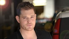 Michael Buble - Interview with Patrick Kielty