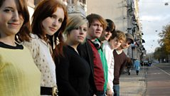 Los Campesinos! - Interview with Huw Stephens