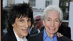 Ronnie Wood & Charlie Watts - Interview with Johnnie Walker
