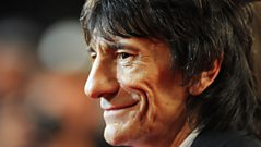 Ronnie Wood - Interview