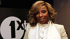 Mary J Blige - Interview with Ronnie Herel