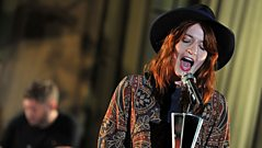 Florence and the Machine Live Lounge special