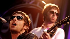 Zane Lowe's Masterpieces - Noel and Liam Gallagher