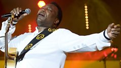George Benson shares his 1970s memories