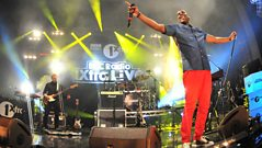 Labrinth: 1Xtra Live 2011 performance highlights
