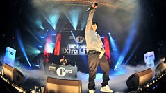 Dappy: Performance highlights at 1Xtra Live 2011