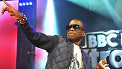 Tinchy Stryder: 1Xtra Live 2011 performance highlights