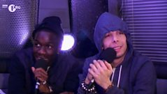 Dappy and Tinchy chat to MistaJam