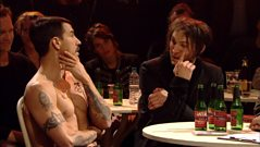 Red Hot Chili Peppers chat to Jools Holland