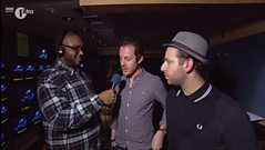 Chase and Status chat to MistaJam