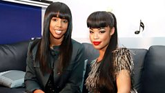 Kelly Rowland talks to Sarah Jane Crawford