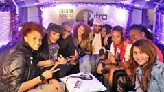 Big Sean and the UK Female Allstars chat to MistaJam