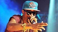 Big Sean: 1Xtra Live 2011 performance highlights