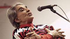 Glora Estefan on the ' 'Goddess of Mexican music'