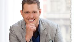 Michael Buble - Interview with Fearne Cotton