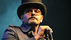 Barry Adamson - Interview with Radcliffe and Maconie
