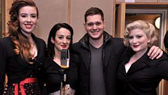 Michael Buble Live Lounge (INTERVIEW ONLY)