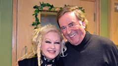 Cyndi Lauper - Interview with Sir Terry Wogan.