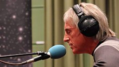 Paul Weller - interview with Simon Mayo