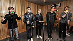 The Wanted in the Live Lounge (INTERVIEW ONLY)