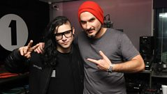 Skrillex - First Of The Year