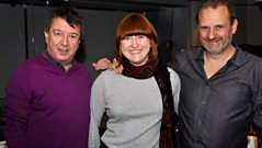 Liz Green - Interview with Radcliffe and Maconie