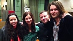 Choir Of Angels - Interview with Dermot O'Leary