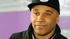 Goldie - interview with Dave Pearce
