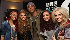 Little Mix Find Out They are Number 1!