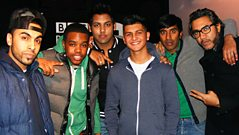 DBoy, D-Sarb, KK, PW and Raxstar - Interview with Nihal