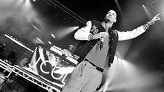 J Cole: 1Xtra Live 2011 performance highlights