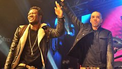 Benga & Youngman: 1Xtra Live 2011 performance highlights