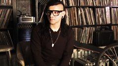 Sound of 2012 - Skrillex interview