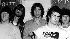 Henry Rollins on joining Black Flag