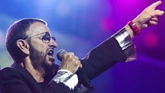 Ringo Starr talks to Steve Wright